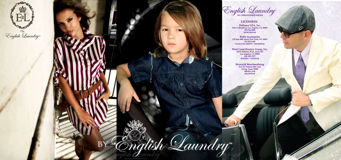 Torry Morgan Lifestyle Photography | English Laundry